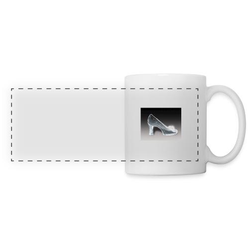 Cendrillon - Mug panoramique contrasté et blanc