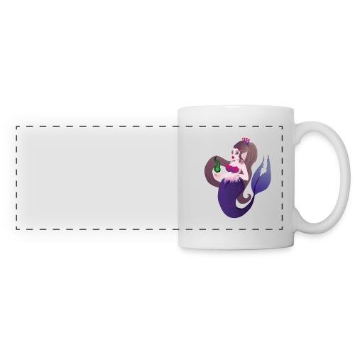 mermaid - Panoramic Mug