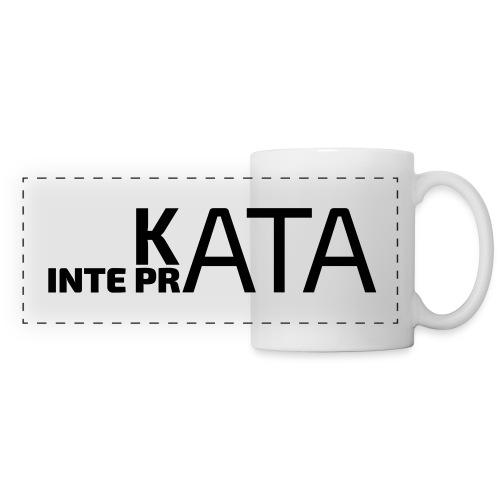 KataIntePrata - Panoramamugg