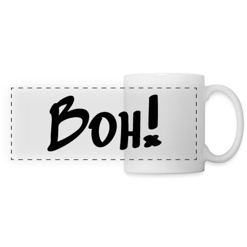 boh_black - Panoramic Mug