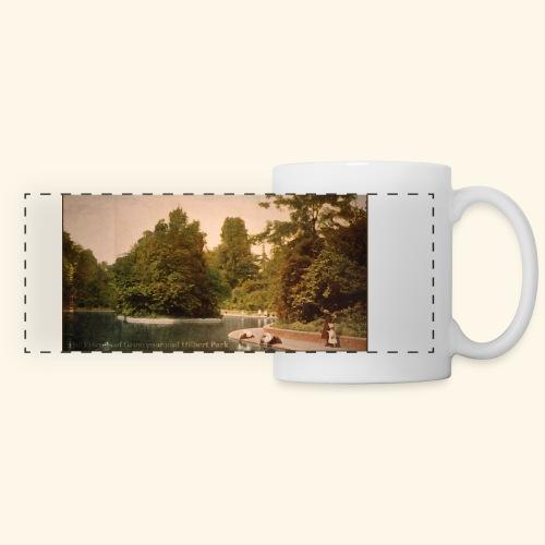 MarnockLake - Panoramic Mug