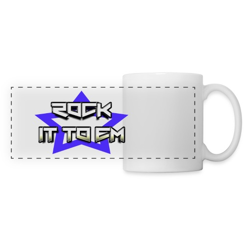 rock3 - Panoramic Mug