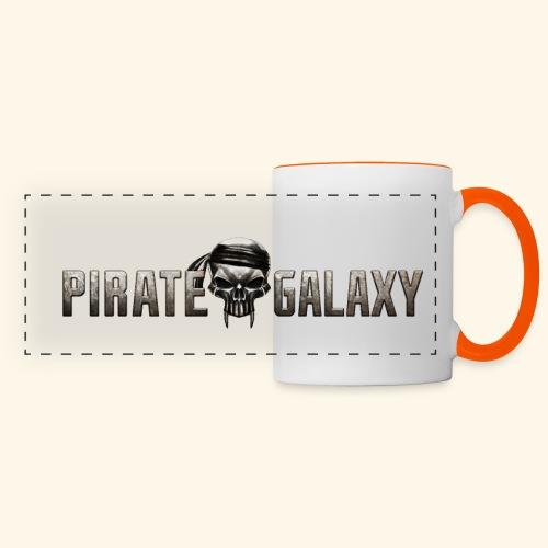 Pirate Galaxy Logo New - Panoramic Mug
