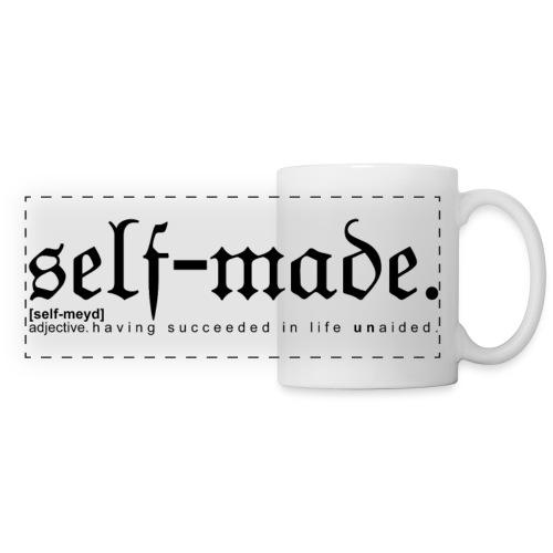 SELF-MADE WB - Panoramic Mug