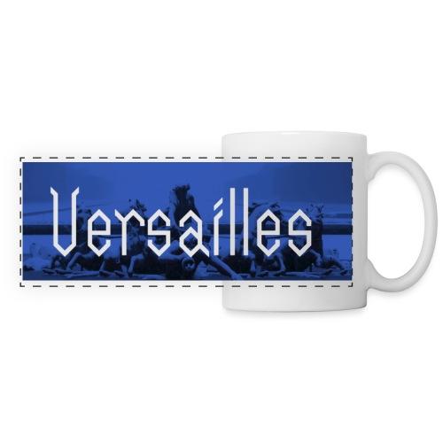 Versailles - Mug panoramique contrasté et blanc