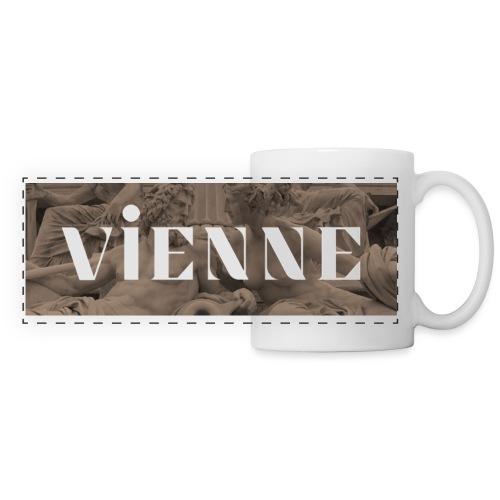 Vienne - Mug panoramique contrasté et blanc