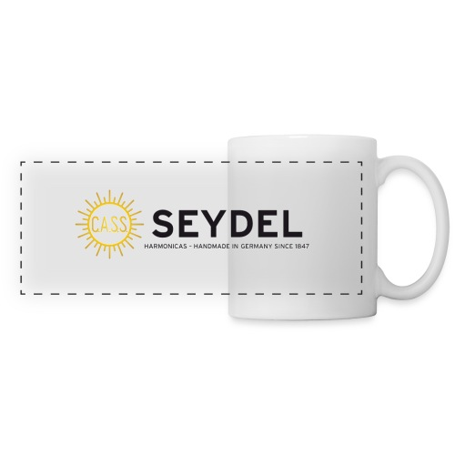 SEYDEL-Logo - Panoramic Mug