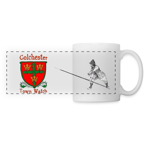 Colchester Town Watch 2 - Panoramic Mug