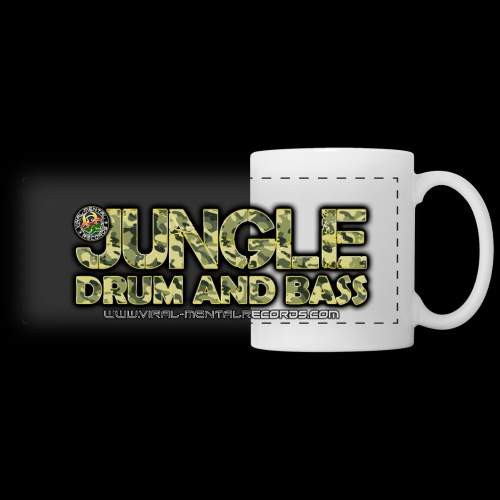 VMR Jungle Drum and Bass TrackTop - Panoramic Mug