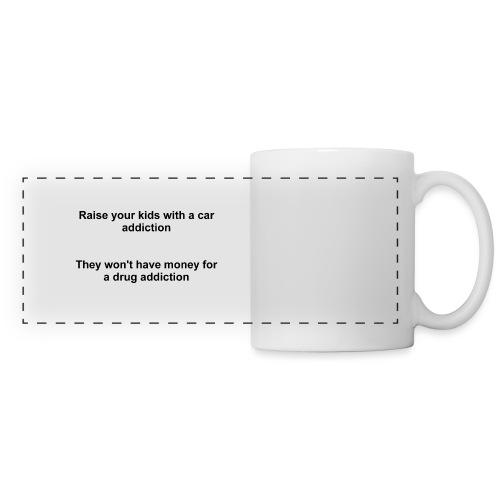 Car Addiction - Panoramic Mug
