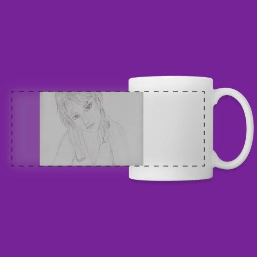 avril 2005 fait main en 1h30 jpg - Mug panoramique contrasté et blanc