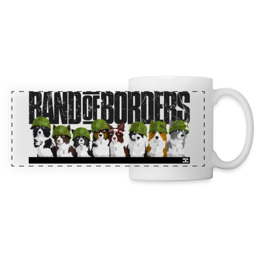 Band Of Borders (Jungle) | Mug - Panoramic Mug