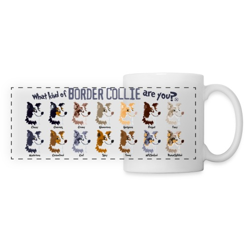 What Kind Of Border? - Panoramic Mug