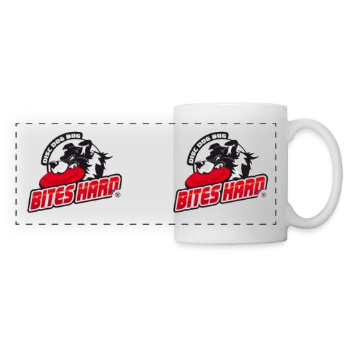 Disc Dog Bug Bites Hard Mugs - Panoramic Mug