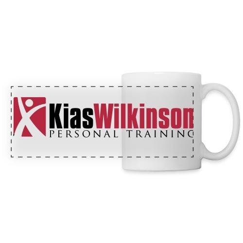 kwpt logo - Panoramic Mug
