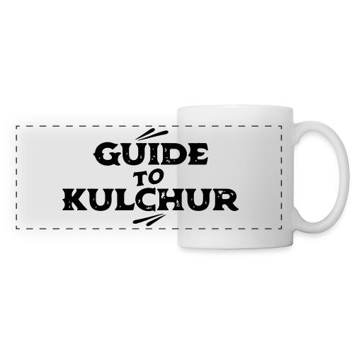 Guide to Kulchur - Panoramic Mug