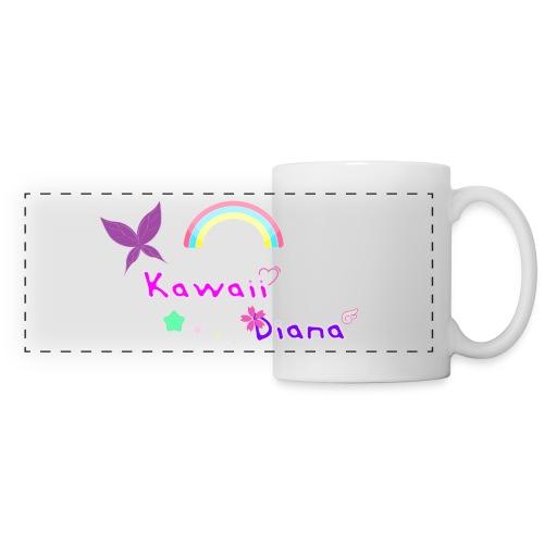 Kawaii Diana - Taza panorámica