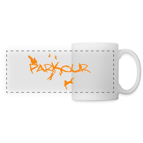 Parkour Orange - Panoramakrus