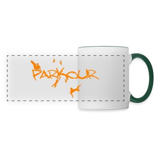 Parkour Orange - Panoramakrus