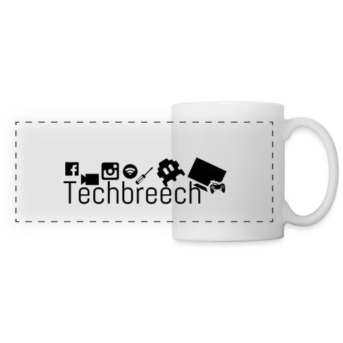 Logotype Techbreech - Panoramamugg
