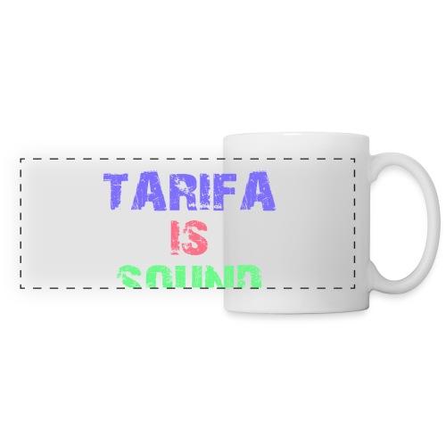 Tarifa tambiés es sonido - Taza panorámica
