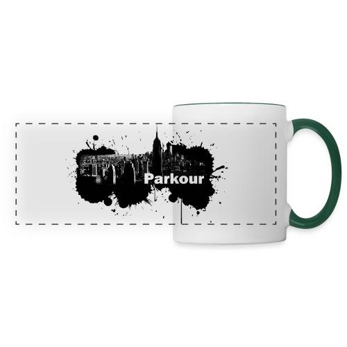 Parkour Splash New York - Panoramakrus
