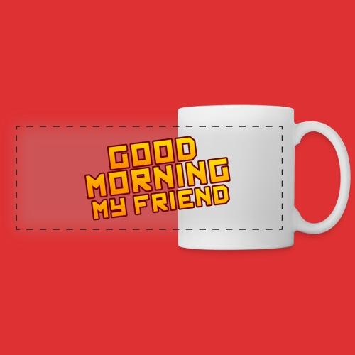 goodmorning - Panoramic Mug