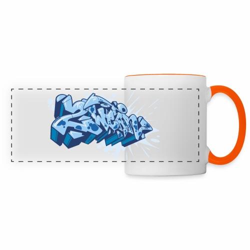 Dae 2Wear graffiti style ver02 Blue edt. - Panoramakrus