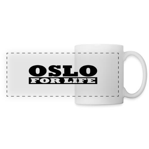 Oslo fürs Leben - Panoramatasse
