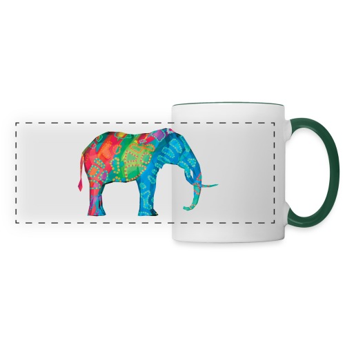 Elefant - Panoramic Mug