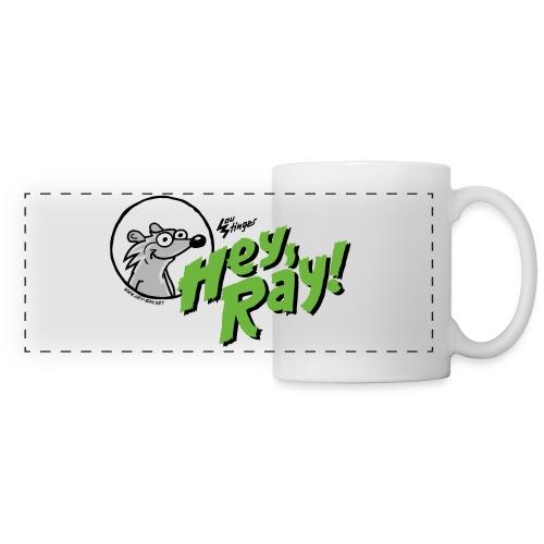 Hey Ray Logo green - Panoramatasse