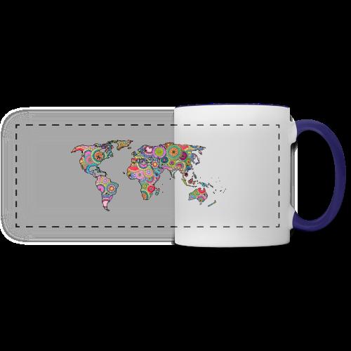 Hipsters' world - Panoramic Mug