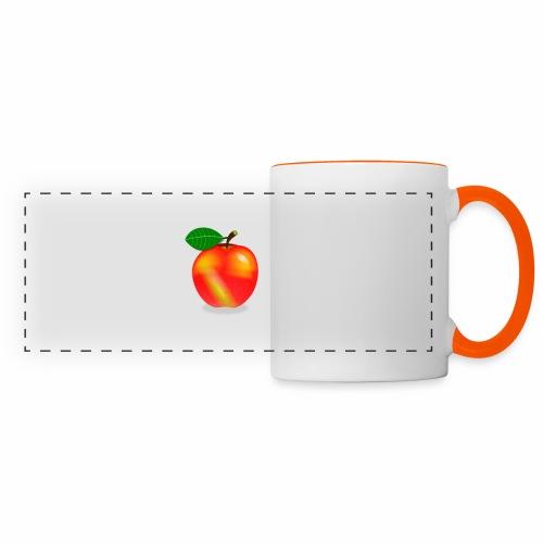 Apfel - Panoramatasse