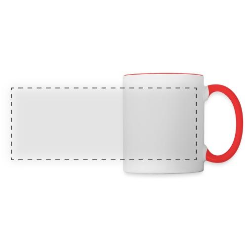 SkyHigh - Women's Hoodie - White Lettering - Panoramic Mug