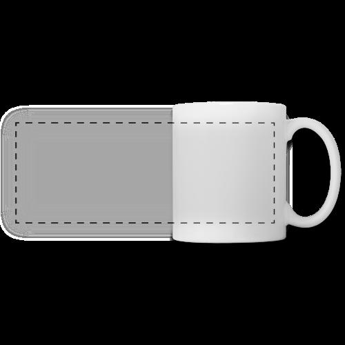 SkyHigh - Snapback - (Printed) White Letters - Panoramic Mug