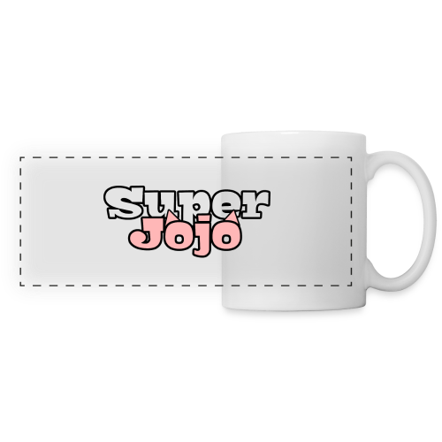 SuperJojo - Panoramic Mug