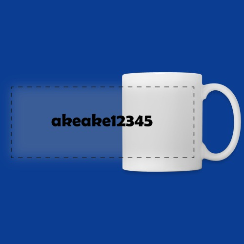 Shirts and stuff - Panoramic Mug