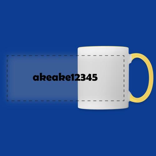 Shirts and stuff - Panoramic Mug