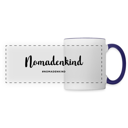 Nomadenkind by Solonomade - Panoramatasse