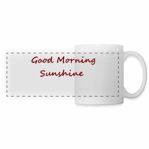 Good morning Sunshine - Panoramamok