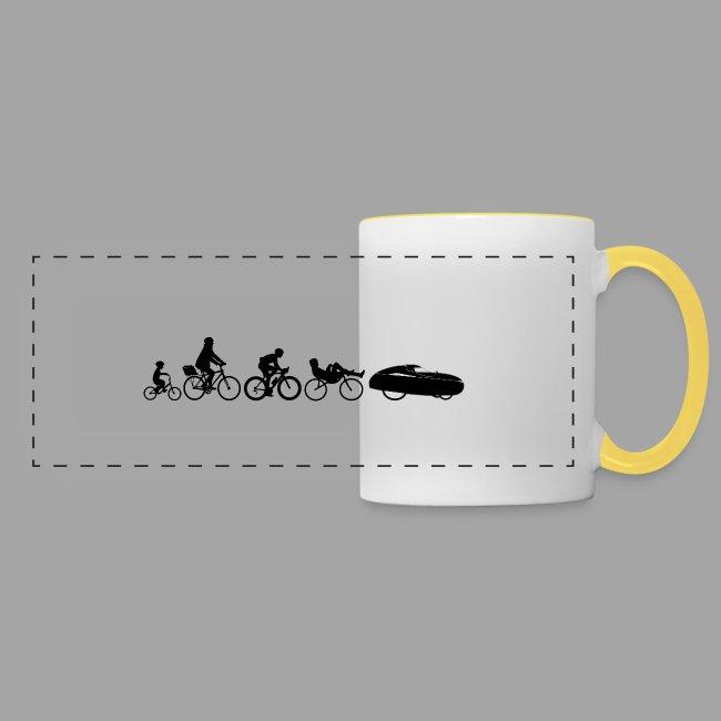 Bicycle evolution black