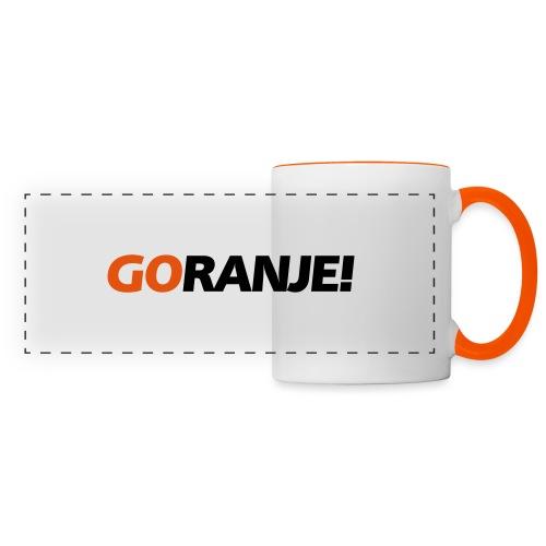 Go Ranje - Goranje - 2 kleuren - Panoramamok