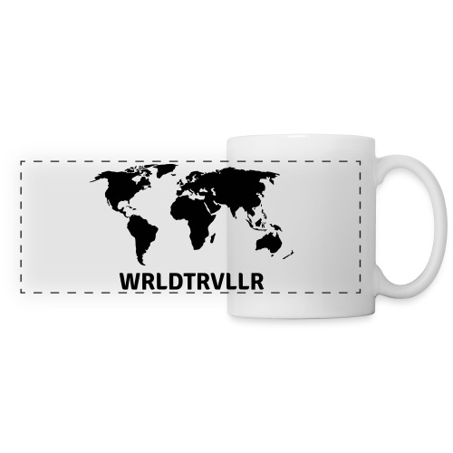 Worldtraveller - Panoramatasse