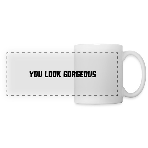 YOU LOOK GORGEOUS - Panoramamok