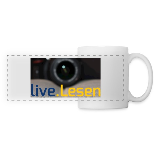 live.Lesen Foto - Panoramatasse