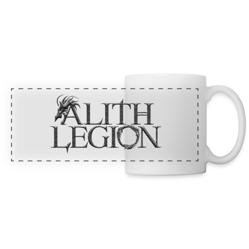 Alith Legion Dragon Logo - Panoramic Mug