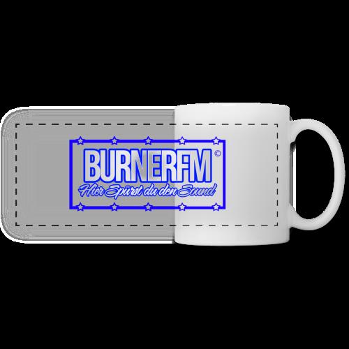 BurnerFM Hier Sürst du den Sound - Panoramatasse
