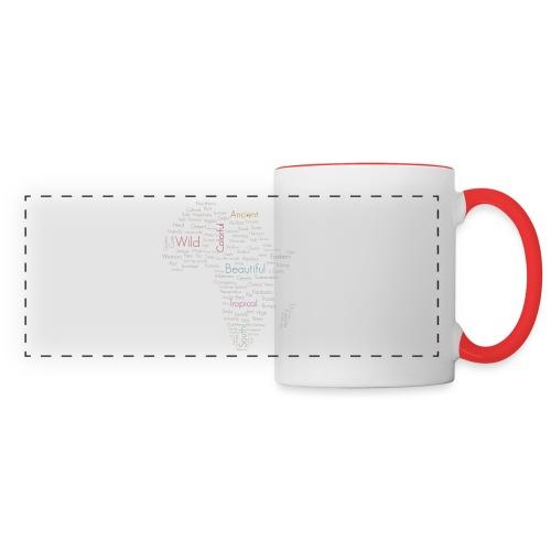 Mother Africa - Panoramic Mug