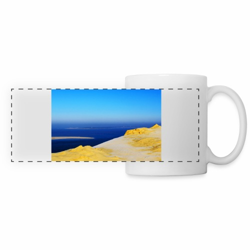 Dune du Pilat - Cap Ferret - Panoramic Mug