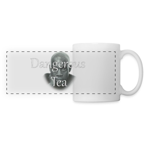 dangeroustea png - Panoramic Mug
